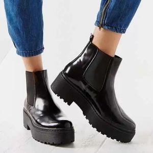 Jeffrey Campbell Universal Chelsea Platform Boot